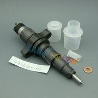 Wholesale ERIKC Bosch new fuel injector assembly mechnical hole type injector low price injector
