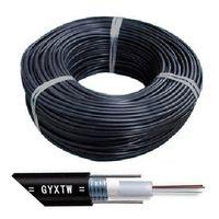 armoured fiber - entral tube type light armoured outdoor core single mode optical fiber and cable outdoor line core single mode fiber