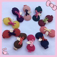Cheap Hair Pins For Girl Eyes Glasses Bow Clips Chirlren Hair Accessories Baby Hair Barrettes Hair Accessories For Girls Wholesale