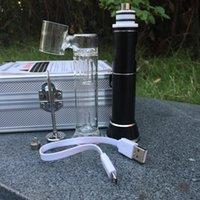 vapes - 1 DHL Free Factory mini enail SER vapes mini D NAIL with mah rechargeable battery VS greenlight G9 h enails