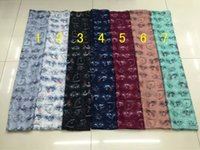 bicycle shawls - Whloesale Ladies Fashion Bicycle Print Scarf Infinity Scarves Shawl