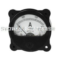 Cheap Wholesale-AC 0-600A Fine Tuning Dial Panel Analog Ampere Meter Amperemeter 62T51-A