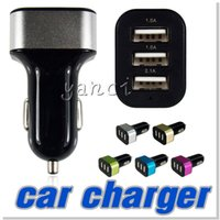 apple ipad deliveries - Fast delivery Mini Portable port USB Car Charger AC adapter for mobile phone tablet colors for Apple Iphone S Plus Ipad Mini