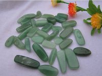air jade - Natural aventurine jade granule feng shui stone fish tank air purification radiation resistant pendant