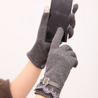 Wholesale Touch Screen Gloves Ladies Mens Use Device While Keeping Hands Cosyan Warm