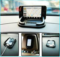 apple ipad gadgets - Universal Black Car Dashboard anti slip mat Sticky Pad Gadget Mobile Phone GPS MP3 MP4 Holder