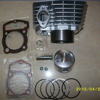 Wholesale Loncin cb xinyuan chain motorcycle engine mm cylinder component cylinder sets order lt no track