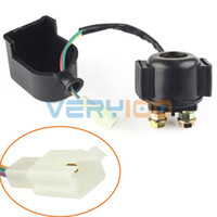 Wholesale Motorcycle Electrical Parts Starter Solenoid Relay For Honda GY6 cc cc Scooter ATV order lt no track