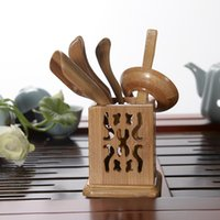 bamboo tea tray - ShineTea LiuJunZi bamboo tea set combination cup tea needle tea folder strainers spoon tray Accessories kung fu tea Special TS11