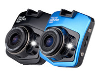 mini sd memory card - 2015 Promotion Full Hd p Car dvr Recorder Video Registrator Camcorder Night Vision GT300 Mini car dvr camera car dvrs