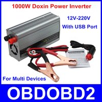 Wholesale New Arrival W Power Inverter For Multi Devices DOXIN Home Power Inverter Without UPS Portable Voltage Converter Regulator