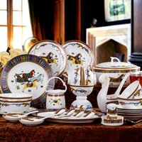 dinner sets fine china - fine bone china dinner set ceramic dinnerware set china tableware porcelain dinnerware set