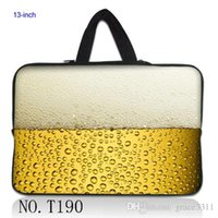 Unisex beer pro - Cool Beer quot Neoprene Laptop Sleeve Bag Case Cover For quot Macbook Pro Air HP Dell Sony
