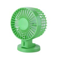 Wholesale Mini cartoon USB double fan with double reverse motor for small office use