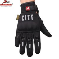 atv riding gear - Motorcycle Motocross Off road MTB ATV Racing Cycling Riding Bicycle Impact Knuckle Breathable Safety Gloves Guantes luvas Gear
