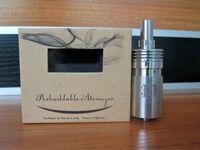 Cheap 1.6ml 3D Atomizer Best Metal Aspire E-Cigarette