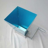 Wholesale Barley Grain Mills hand craft malt mill wheat grain mill Two Roller Crusher