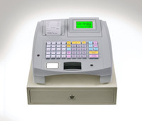 cash register - BLEC01 Bluepoint competitive prices with CE certification hot sales classics electronic cash register with currency detector