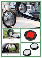 Wholesale Wide Angle Car Rear View Mirrors Flexible Advanced Resin Rear Car Mirrors Rigid Plastic Shell Degree Rotating Design