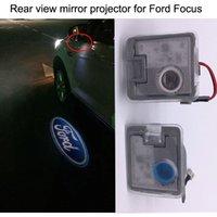 achat en gros de arrière du projecteur-Rétroviseur projecteur lumière du logo pour Ford Focus, EDGE, KUGA, MONDEO, EXPLORER, TAURUS rétroviseur haute définition