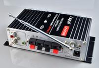 Wholesale Lepai LP A7USB x15W Mini Car Amplifier Hi Fi Remote MP3 SD FM USB AUX Stereo Radio
