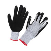 abrasion resistant metals - One Pair Stainless Steel Metal Mesh Working Protective Gloves Cut resistant Anti Abrasion Safety Gloves Cut Resistant Level Y1468