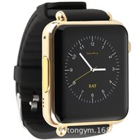 Wholesale 2015 new smart watch GT08 Bluetooth Watch capacitive touch card wearable watch a generation of fat