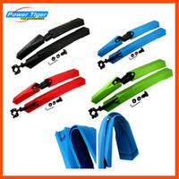 mud tires - Bicycle Cycling Road MTB Fender Mudguard Front amp Rear Quick Release Mud Guard Set Mountain Bike Tire Fenders Colors AF004