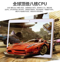 Wholesale 2015 quot tablet IPS Octa Core MTK6592 G G Phone Call Tablet GB GB Dual SIM MP Android GPS Tablet PC