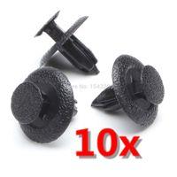 Cheap PVC/Plastic clips computer Best Rear 2pcs fastener clip