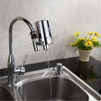 Wholesale Activated Carbon Household kitchen tap Water Purifier Faucet Water Filters