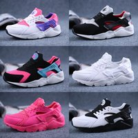 women rubber flat shoes - 2015 New Fashion Air Huarache Shoes casual shoes women men hurachs for men trainer chaussure femme homme huarachlyed basket shoes