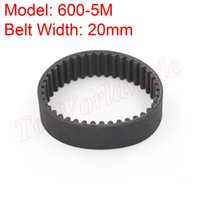 Wholesale 120 Teeth M Type Timing Belt M mm Belt Width mm Pitch for M Timing Pulley