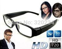 Wholesale 2pcs x720P HD Video Lens Eyewear Glasses Camera recorder Camera Mini Sunglasses Hidden Camera