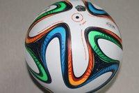 para los niños del envío del nuevo COPA DEL MUNDO BRAZUCA último partido FÚTBOL TAMAÑO 5 Brasil Top Velero Partido Pelota Brasil balón de fútbol