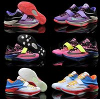 Wholesale Nike Kevin Durant Kd Vii KD Mens Basketball Shoe Sneakers Mens Cheap best Basketball Shoes comfortable Shoes factory_store01
