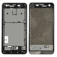 asus front bezel - Black LCD Screen Front A Frame Faceplate Bezel Fit For ASUS ZenFone A501 A500 VA070