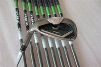 golf iron set - Left Hand Golf Clubs RocketBallz Iron Set RocketBallz Golf Irons PAS Graphite Shaft Come With Head Cover