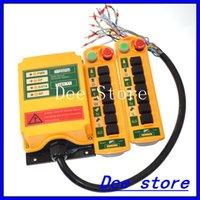 Wholesale Speed Transmitters Control Hoist Crane Radio Remote Control System Controller