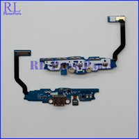 active dock - DHL Replacement USB Charger Dock Charging Port Connector Flex Cable Ribbon With Microfone For Samsung Galaxy S5 Active G870 G870A