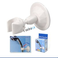 attachable shower heads - Brand New and High Quality Rotatable Shower Head Holder Suction Bracket Adjustable Attachable Wall