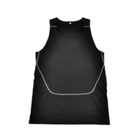 Wholesale 433440Women s Pro Sports Underwear Fitness Running Yoga Tight Vest Black Size S