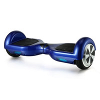 Wholesale USA Stock Warranty Inch wheels Smart Self Balancing Hoverboard Scooter Skateboard Blue UL Safety Certified US Stock Warranty