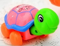 baby shake head - Toys for baby turtle clockwork can shake head and tail lovely product Freeshipping