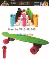 Long Board PP material 22 inch 22 inch Min Cruiser Skateboard Penny Nickel Skateboard Penny Board