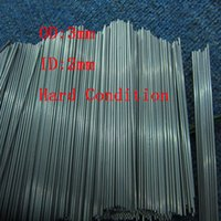 Wholesale 3x0 mm Hard Condition Stainless Steel capillary small pipe stainless steel tube about mm pc