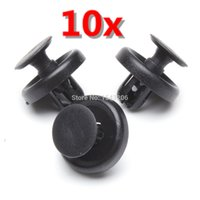 Wholesale 10pcs Trim Clips Fastener mm For Toyota Lexus Wheel Arch Engine Shields Cover