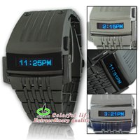 Wholesale Sale LED Digital DZ Unique Fashion Luxury Iron Man Sports Relojes Deportivos Vintage Relogios Monitor Army Designer Watches