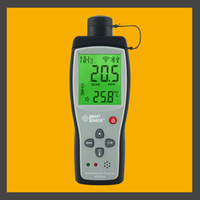 Wholesale Handheld Ammonia Gas NH3 Detector Meter Tester Monitor Range PPM Sound Light Alarm Li battery AR8500