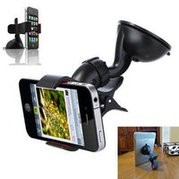 Cheap Cell Phone Rotating Universal Car Windsh Best cell phone